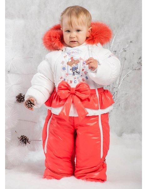 Модные и красивые зимние комбинезоны