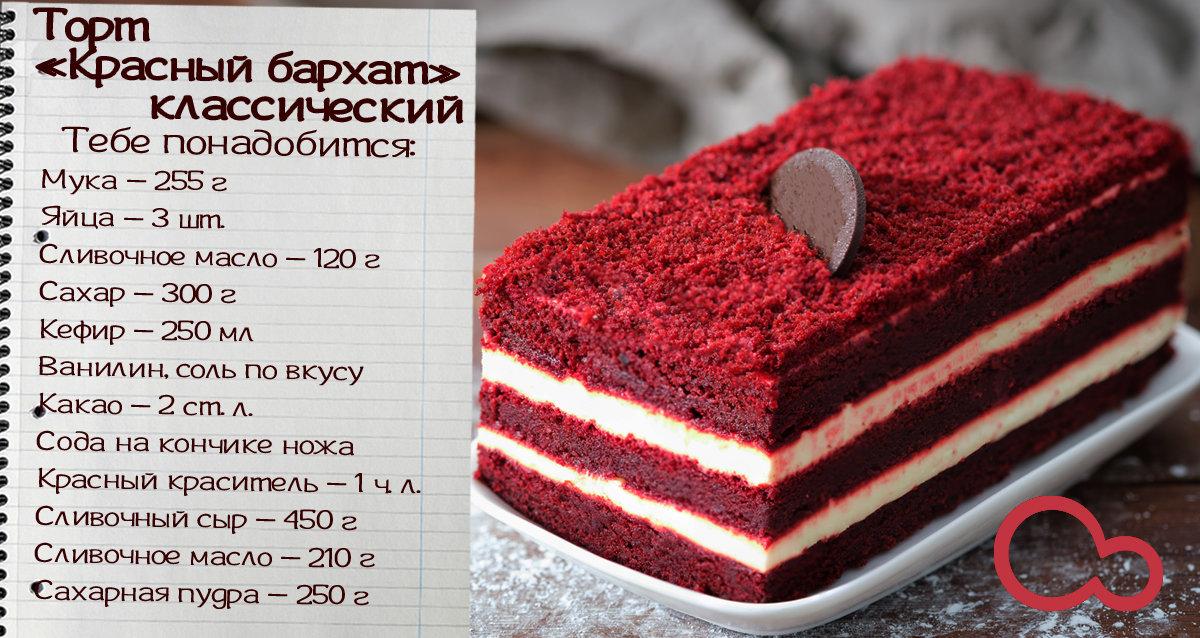 Как сделать торты рецепт 5