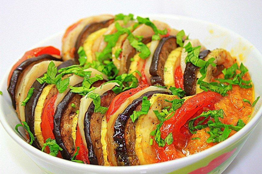 Баклажаны кабачки рецепты быстро и вкусно