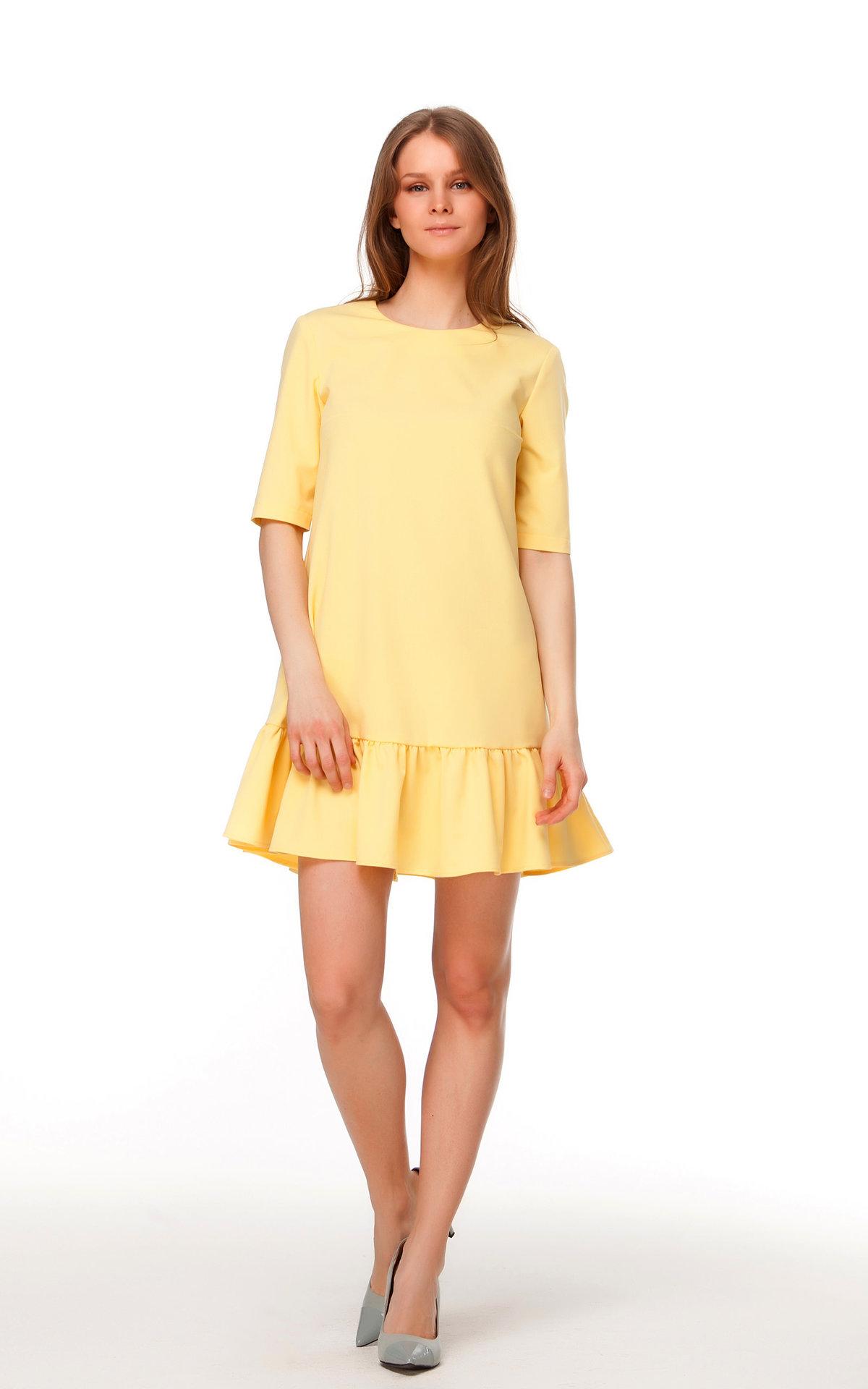Выкройка платья с длинным рукавом - Все выкройки 6