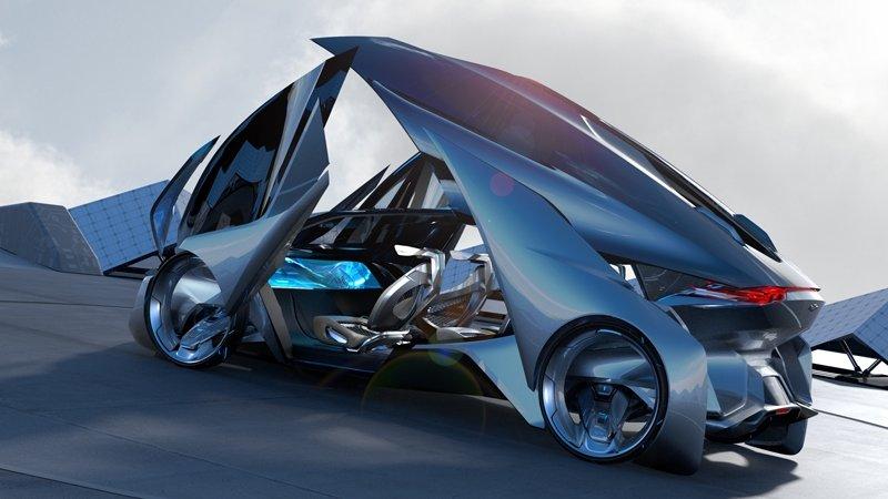 Авто с оригинальным дизайном