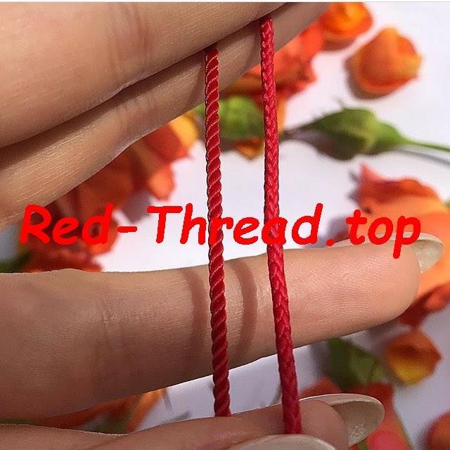 Красная нить для ребенка своими руками 67
