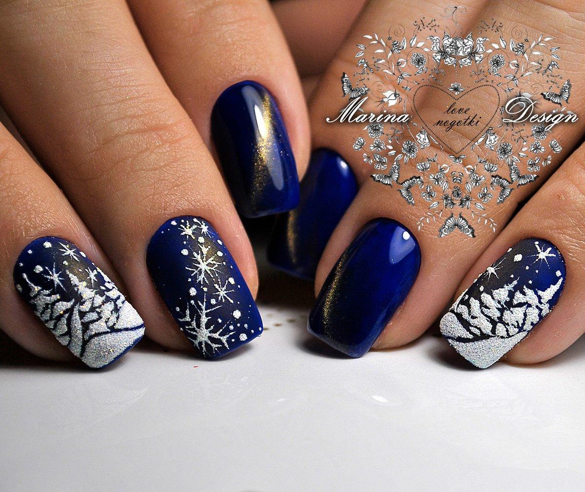 Модный и красивый дизайн ногтей фото 2018
