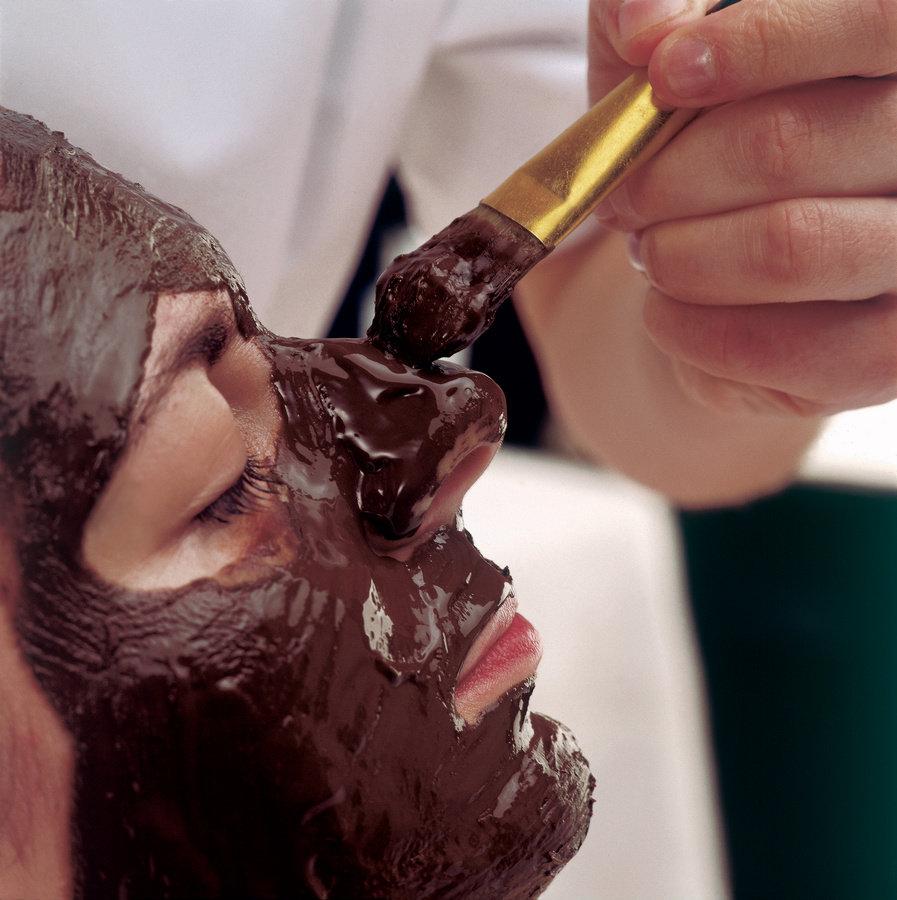 Шоколадное обертывание в домашних условиях из какао 125