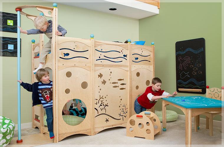 Мебель в детскую своими руками из фанеры 27