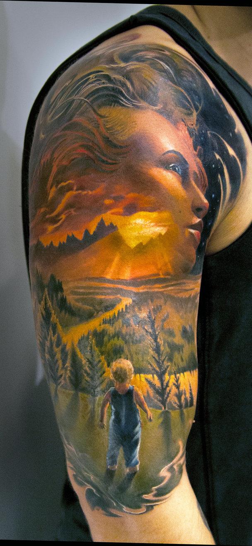 Для мужчин - Тату эскизы Галерея идей для татуировок Фото эскизов 73