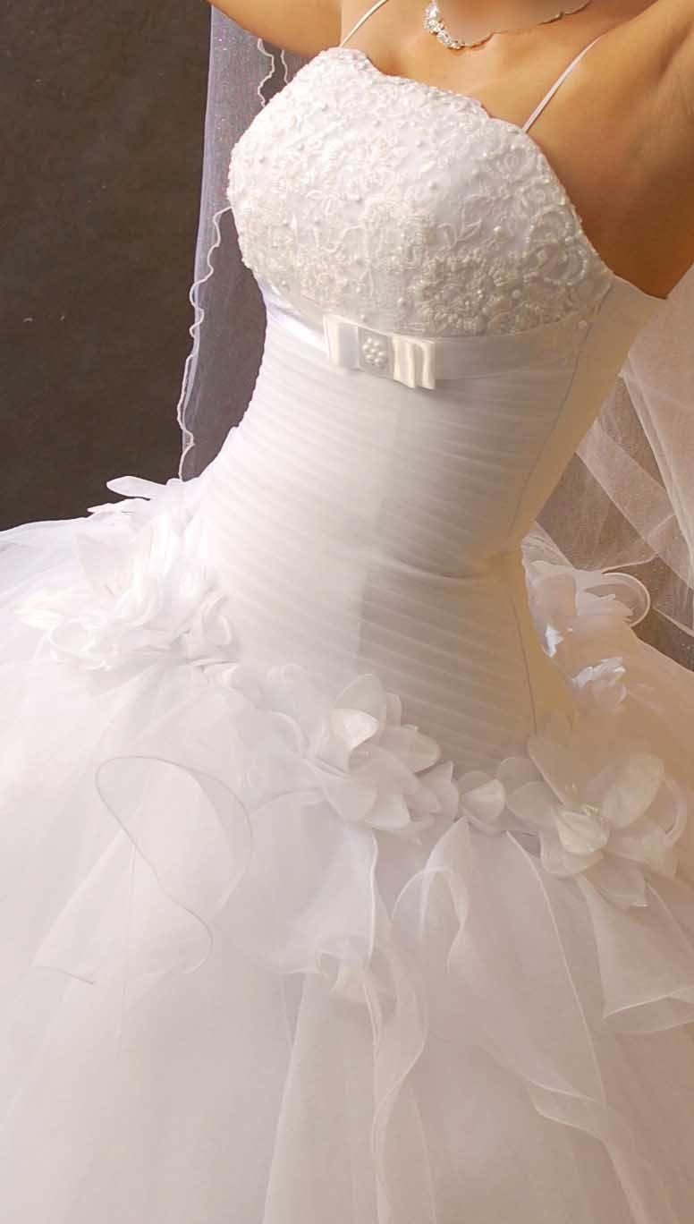 Как украсить корсет на платье своими руками