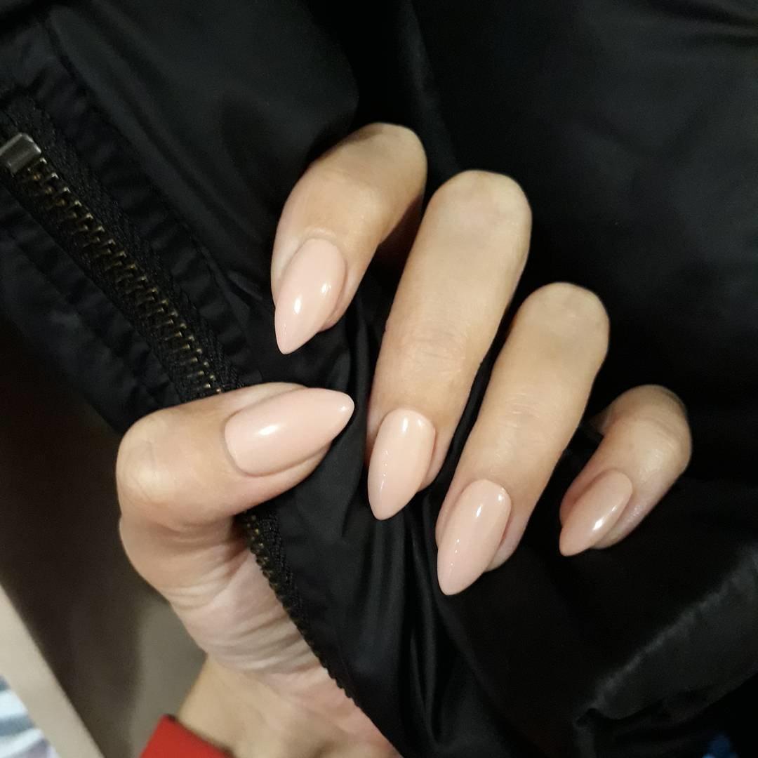 Красивый маникюр на натуральные ногти фото