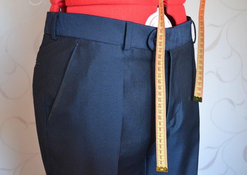 Из мужских брюк сшить