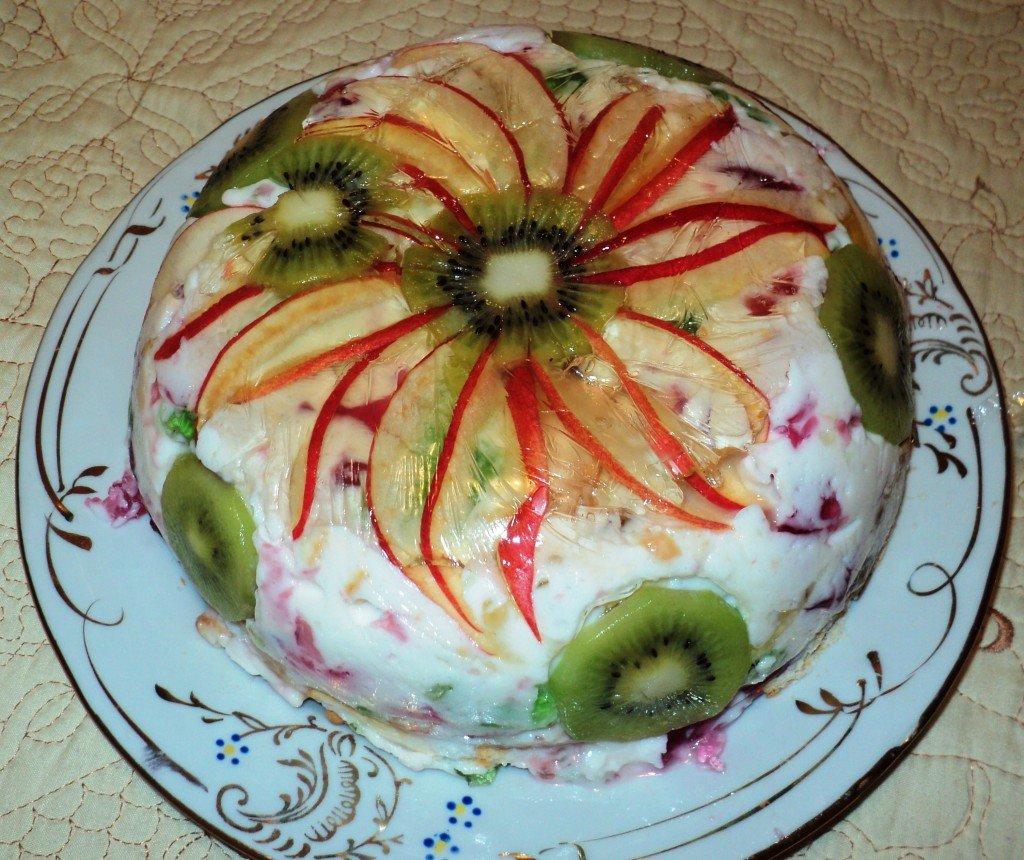 Битое стекло рецепт торта