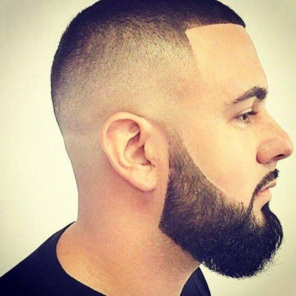 Молодёжные стрижки бороды
