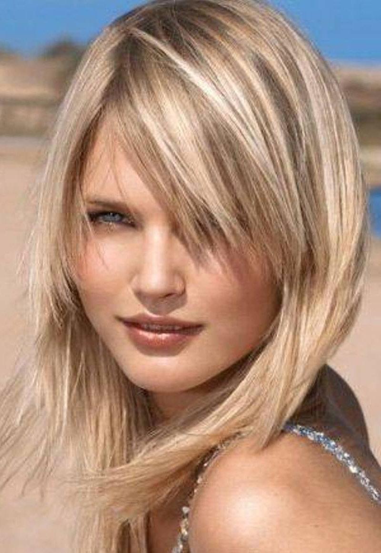 Прически с мелированием на светлые волосы