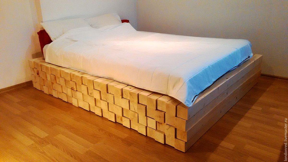 Кровать своими руками материалы 97