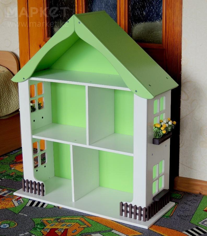 Как сделать маленький домик игрушечный своими руками 70