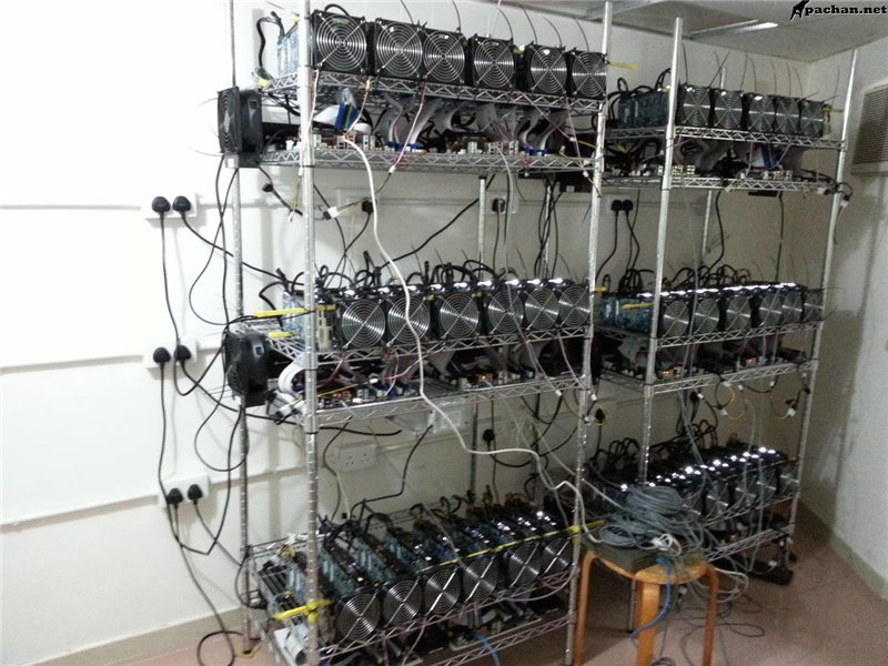 Secretive Chinese bitcoin mining company may have made as