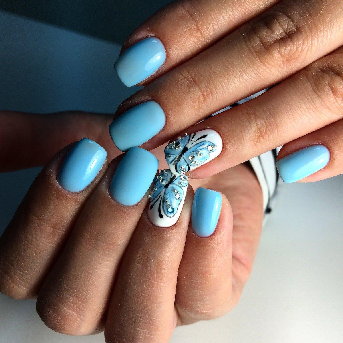 Наращивание ногтей 2018 модные тенденции фото