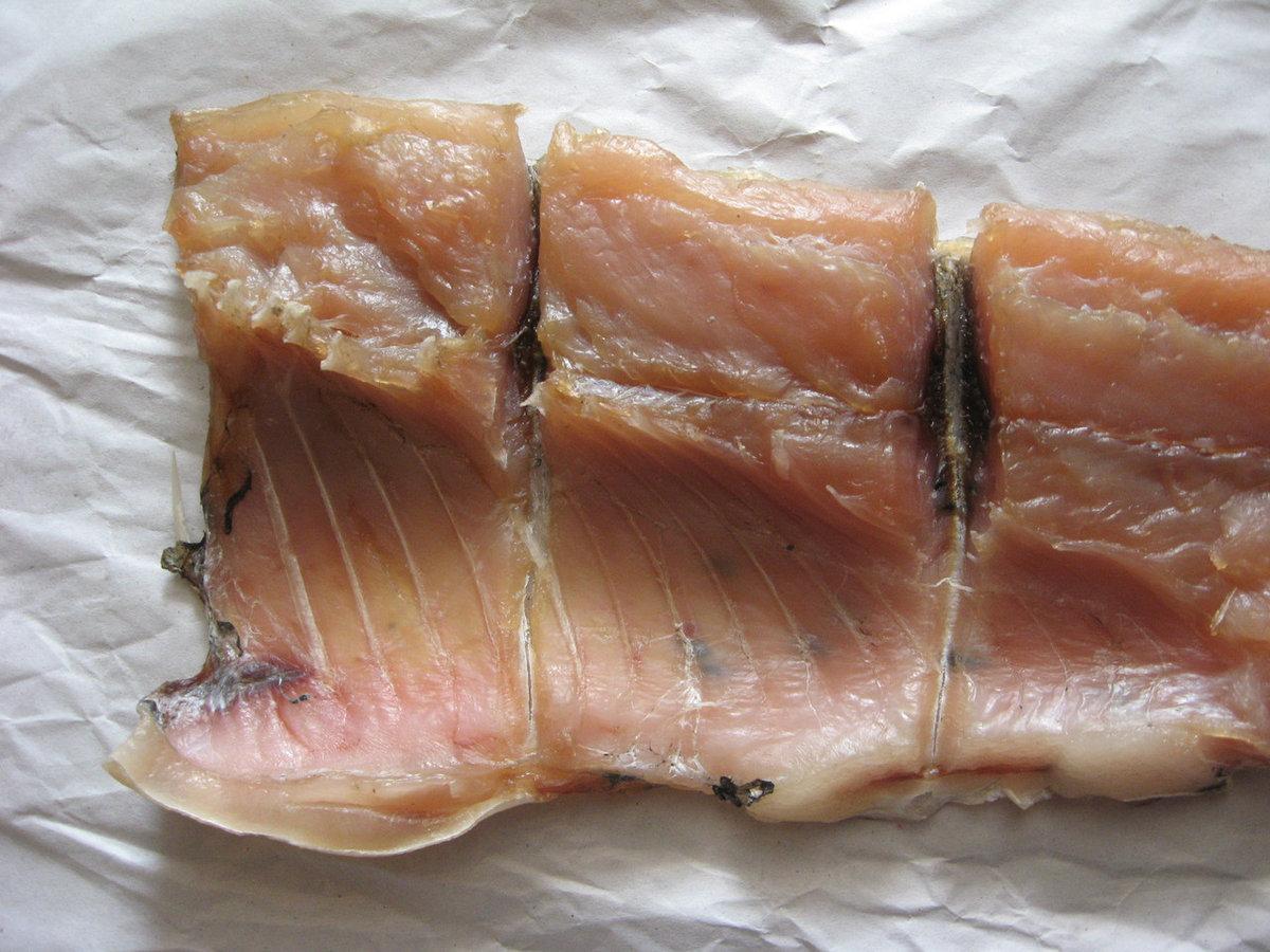 Рецепт вяленой рыбы пошагово