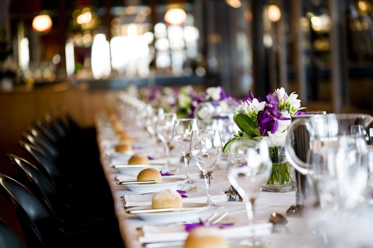 Ресторан для свадьбы в августе