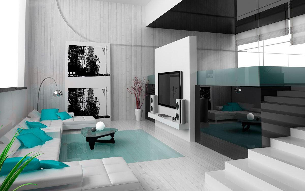 Дизайн дома в стиле хайтек