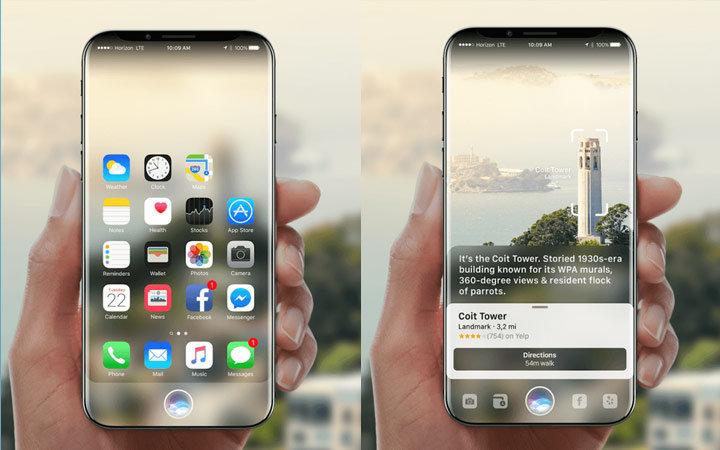 Новые мобильные телефоны 2018