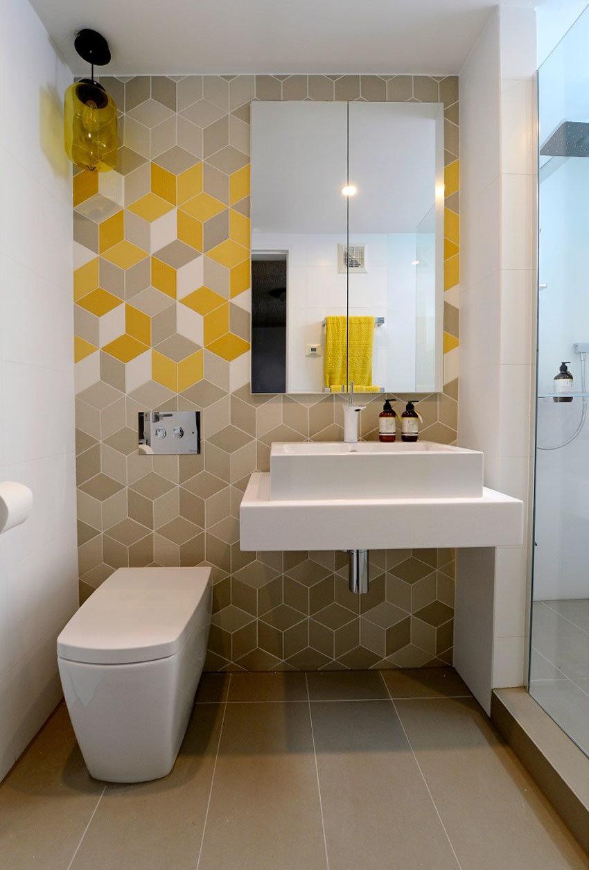 Ванная маленькая дизайн