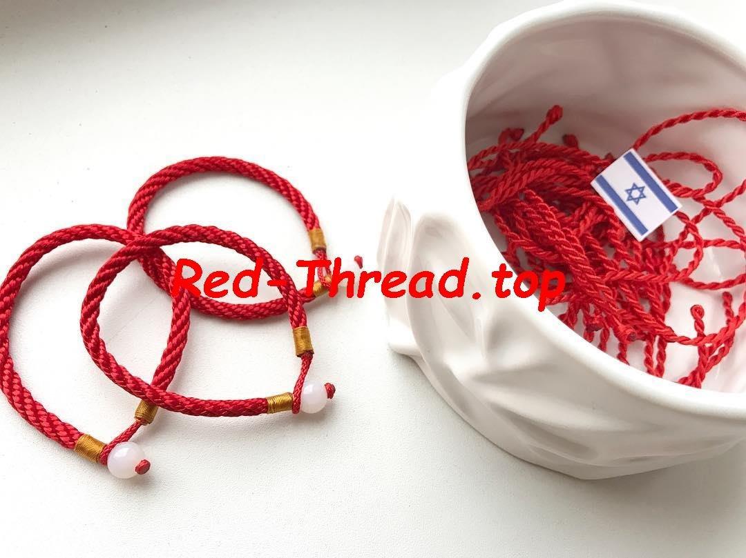 Красная нить для ребенка своими руками 95