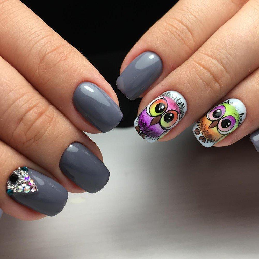 Красивый дизайн ногтей 2018 и 2018 все картинки