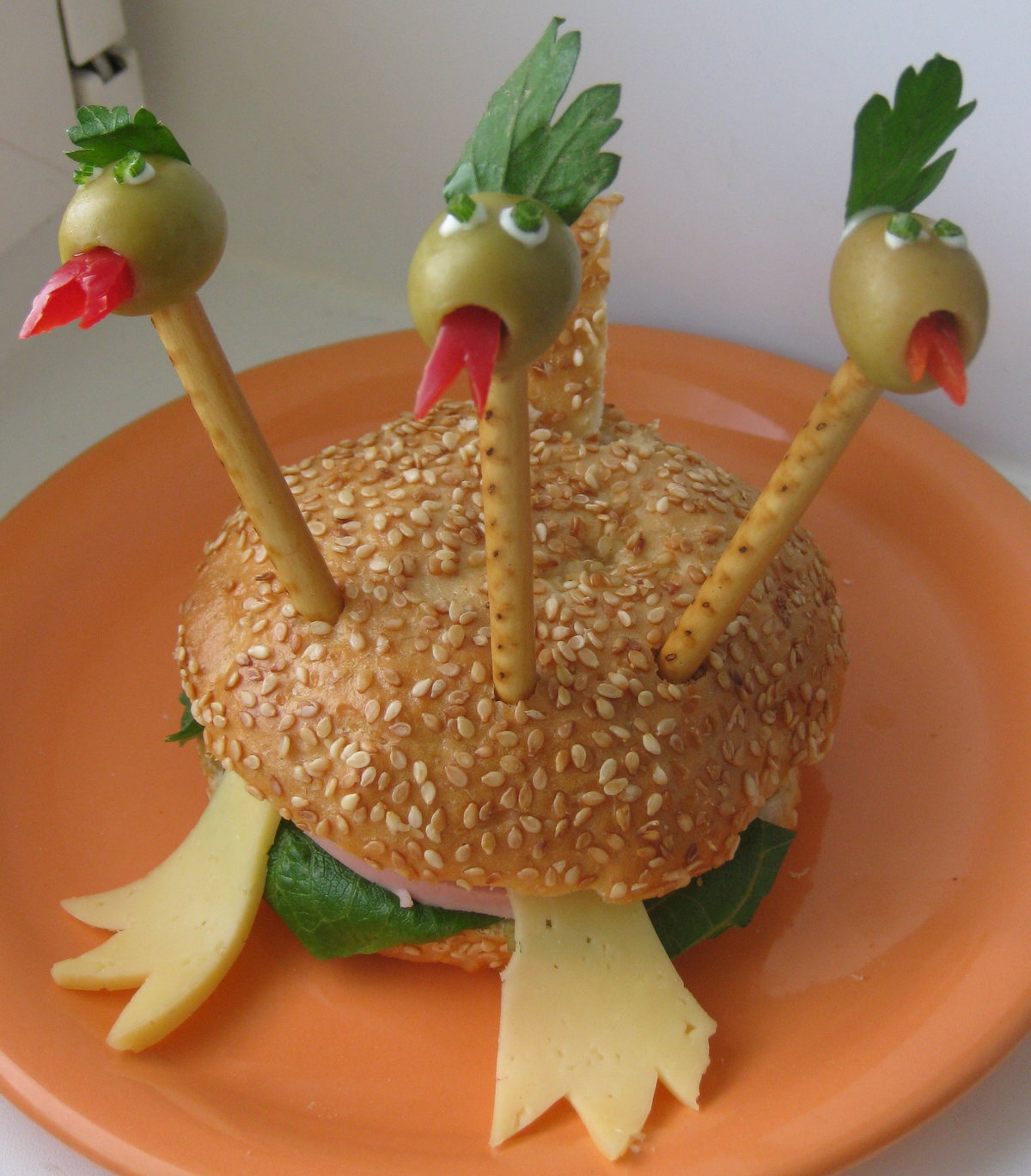 Рецепти блюд на день народження з