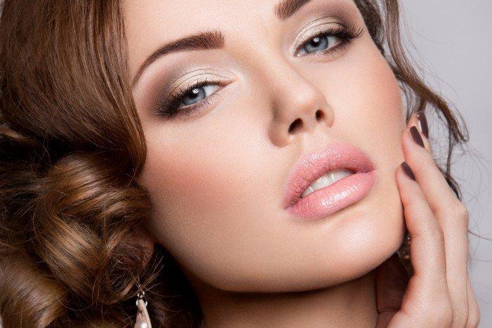 Фото макияжа для романтика