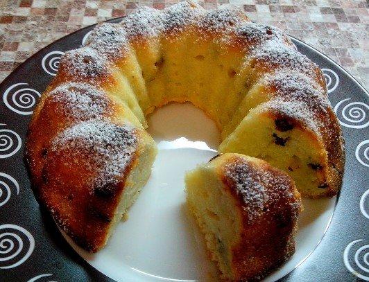 Кексы рецепты с фото пошагово с изюмом