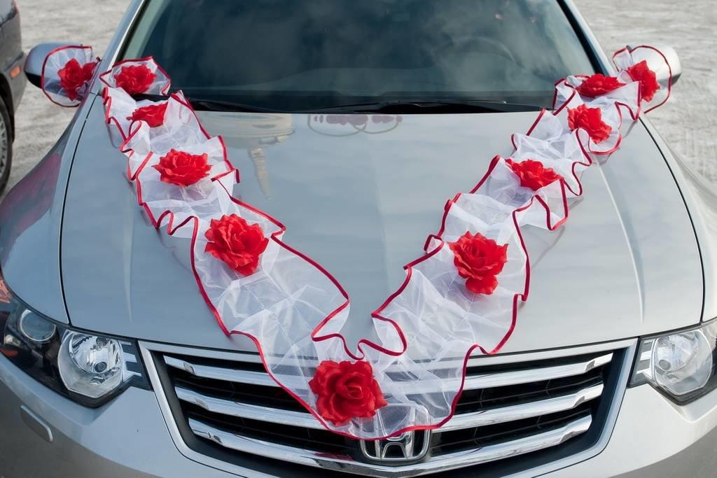Как сшить на машину свадебное украшение на 953