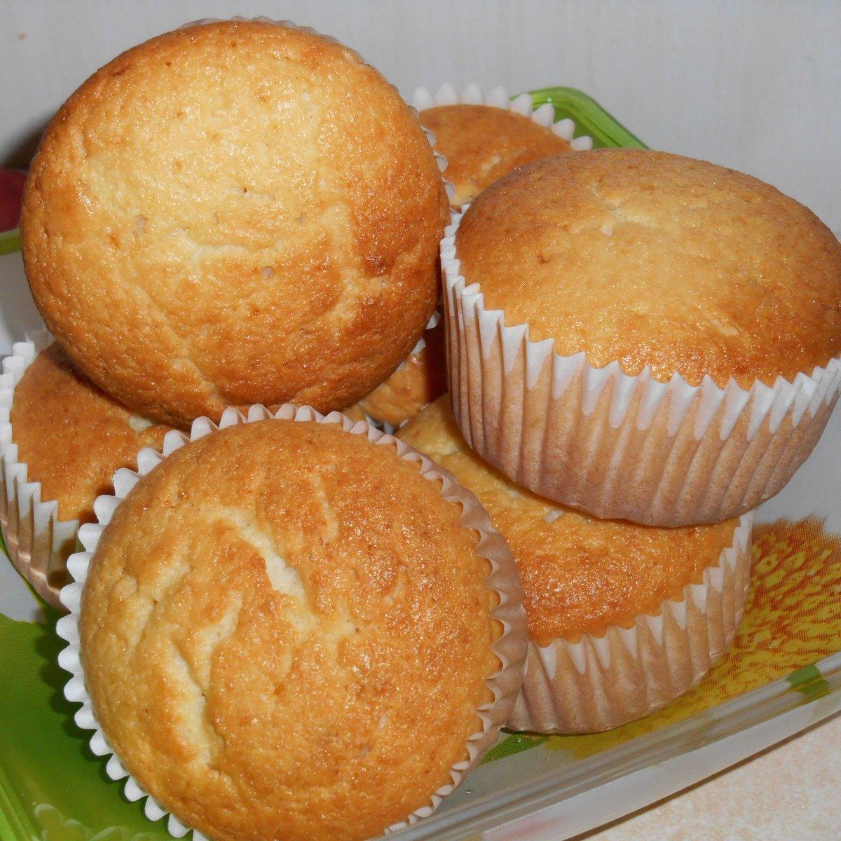 Рецепты кексов без яиц пошагово
