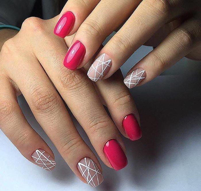 Какие цвета лака подходят для коротких ногтей