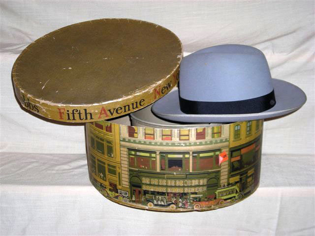 Коробки для шляп своими руками 27