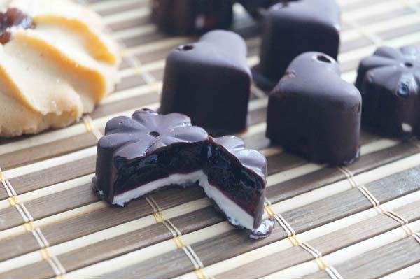 Рецепт желейных конфет в домашних условиях 309