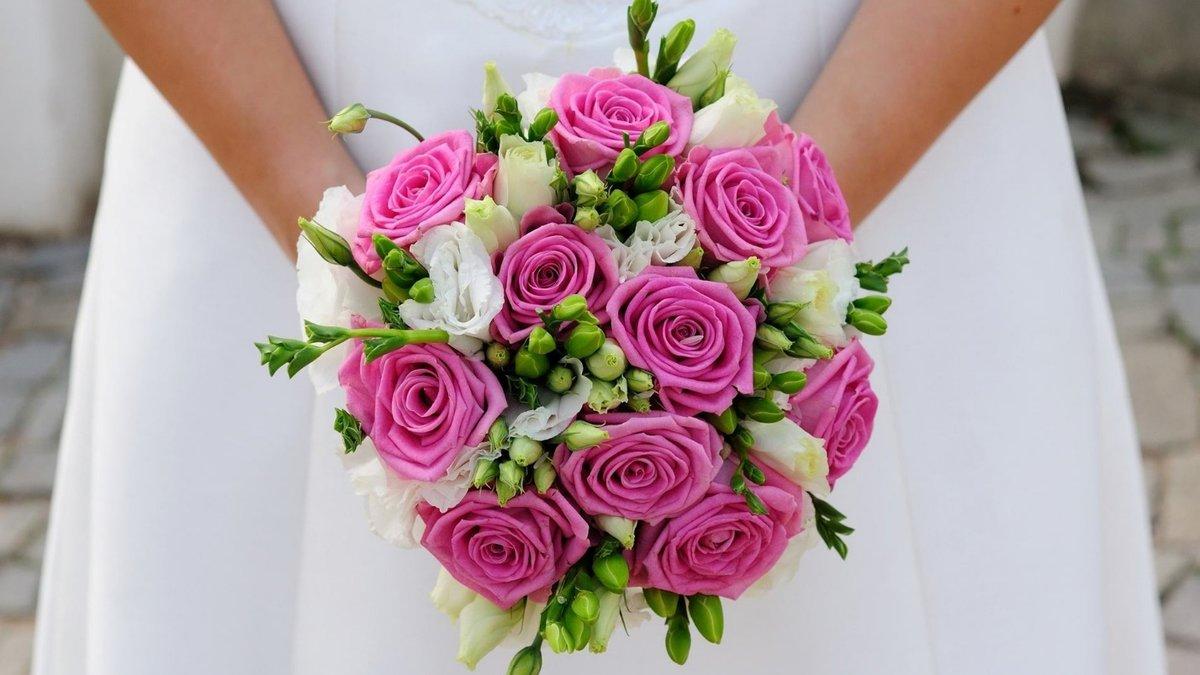 Свадебные букеты для невесты своими руками