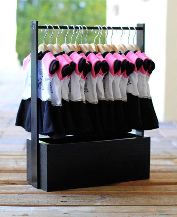 Вешалки для одежды для кукол своими руками