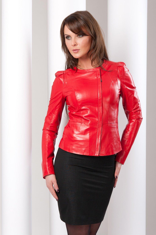 «Кожаная <b>куртка</b> в женском гардеробе - стильная и ...