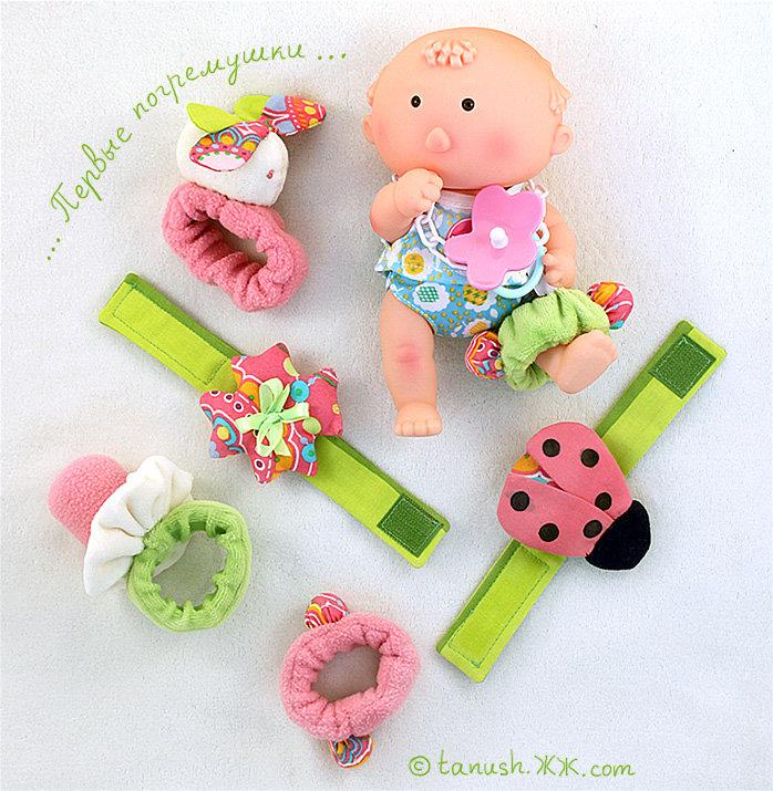 Как сшить игрушку погремушку своими руками 28