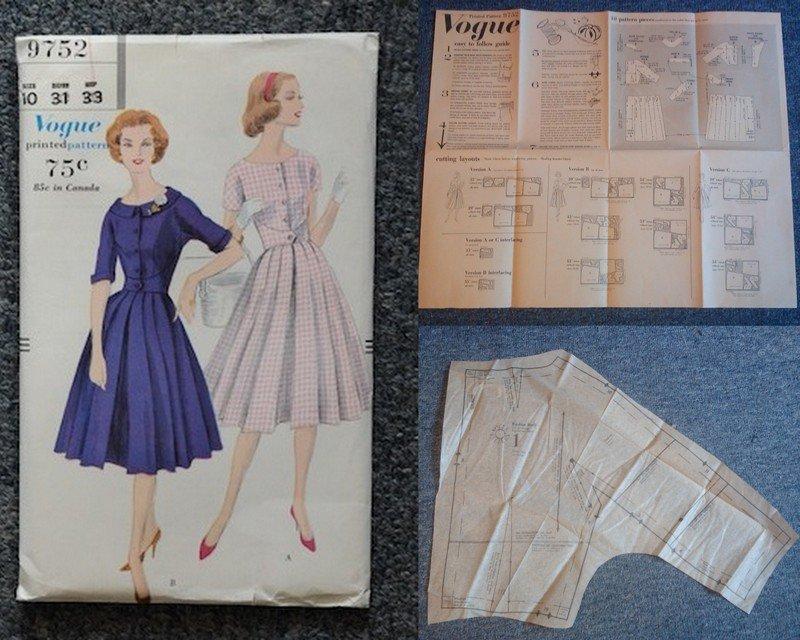Платье 60 годов сшить 48
