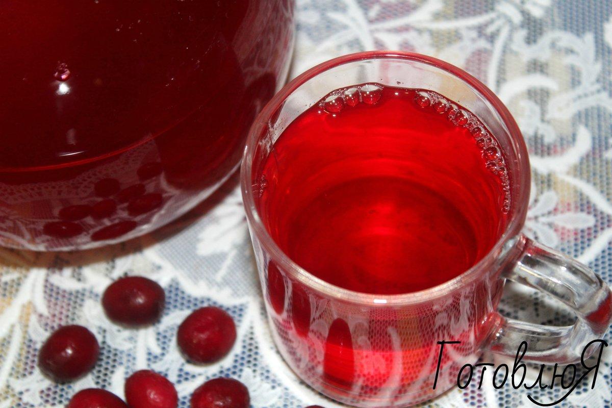 Рецепт морса из замороженных ягод