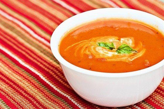 Приготовить томатный суп в домашних условиях 809