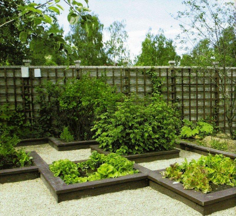 Мой сад и огород своими руками дизайн участка в контакте 53