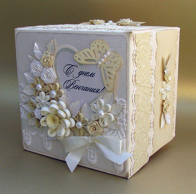 Коробки для даров на свадьбу своими руками 30