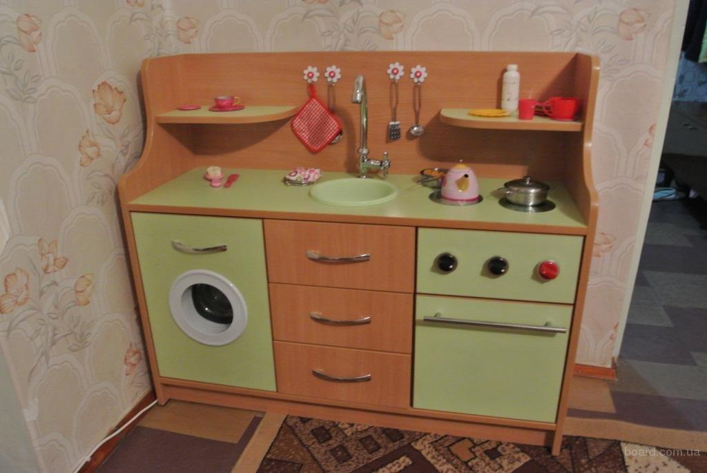 Детская кухня для детского сада своими руками 100