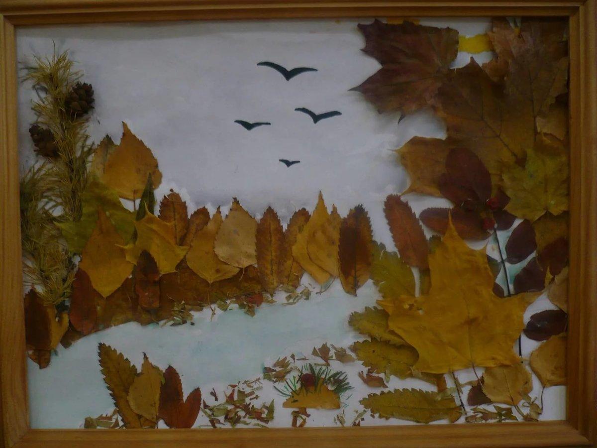 Осенние поделки своими руками для школы и детского сада из 50