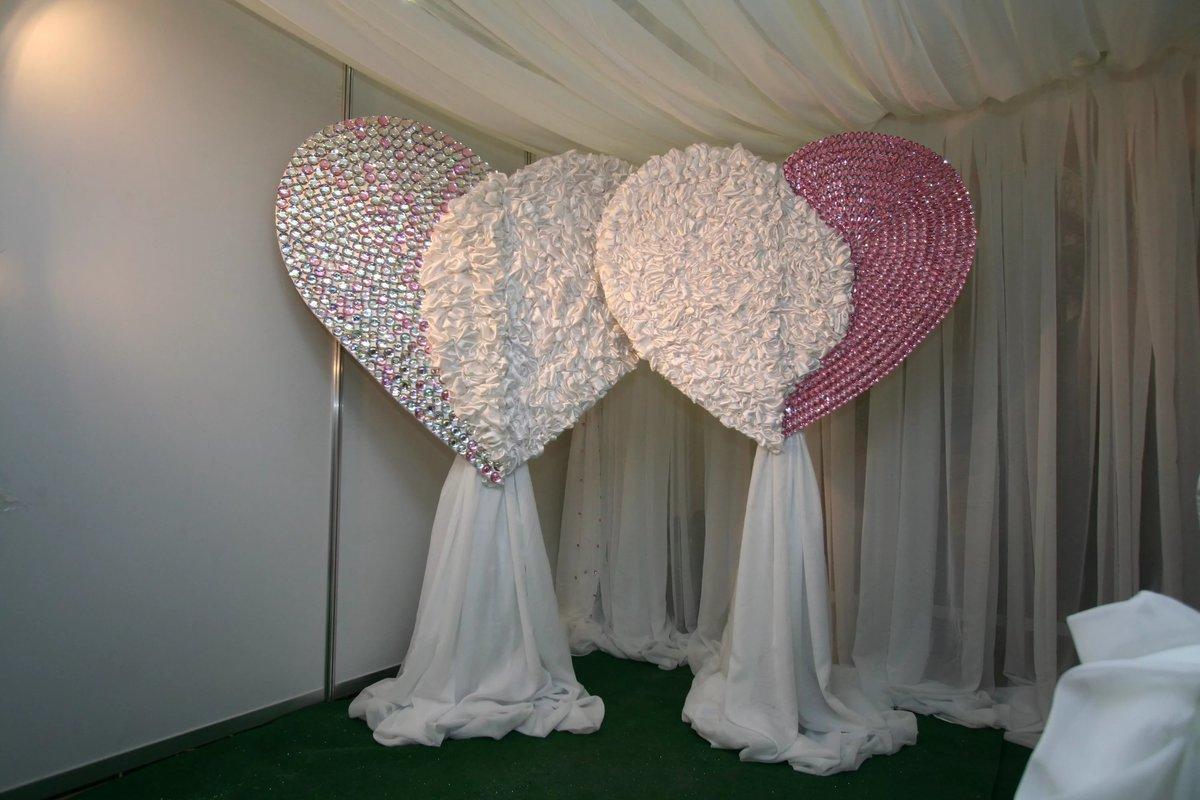 Как. украсить комнату невесты на свадьбу своими руками