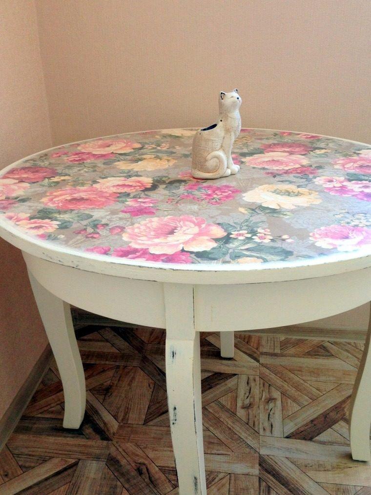 Как реставрировать стол своими руками фото 82