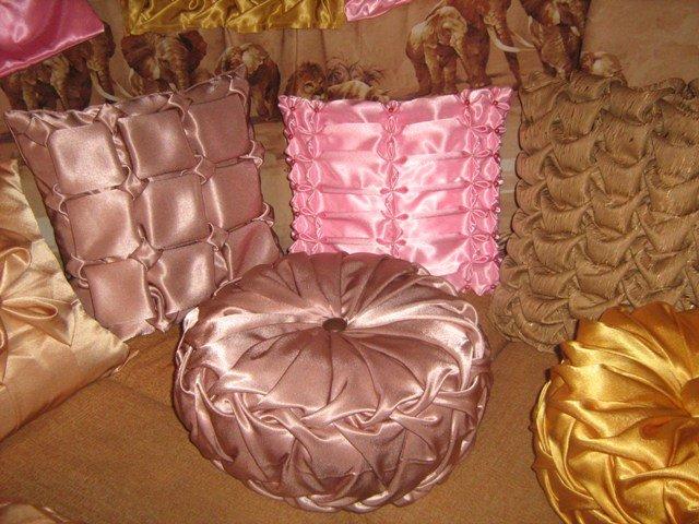 Декоративные подушки своими руками мастер класс фото 53