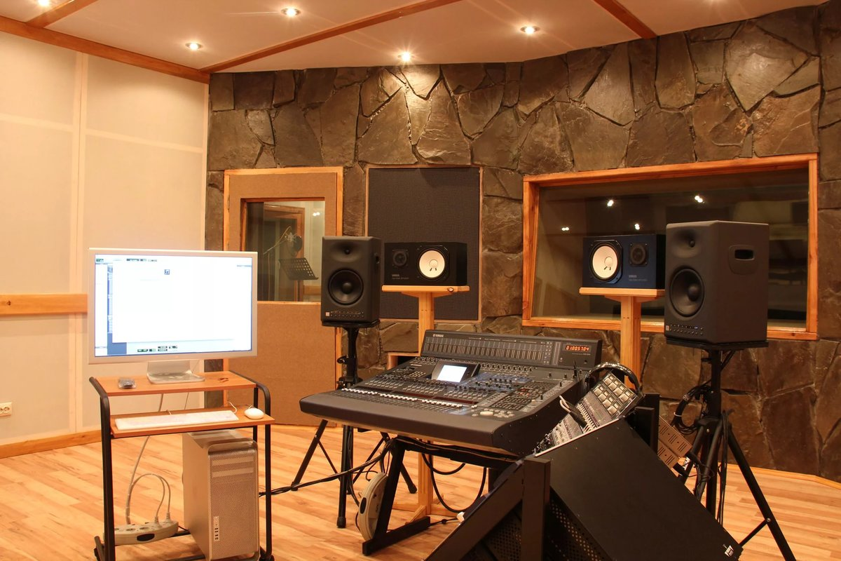 Как сделать запись в студии 992
